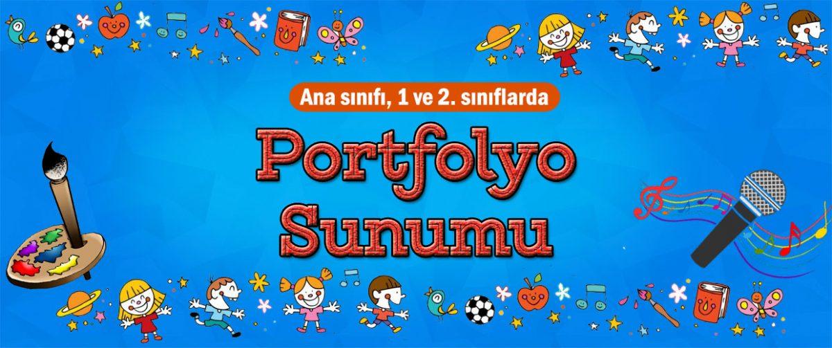 Portfolyo Sunumu