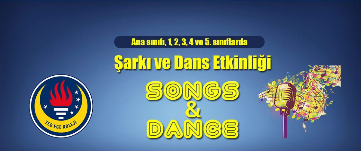 Songs and dance